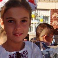 Запорожаночка :: Нина Корешкова