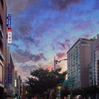 Сеул.Вечереет. :: Александр TS