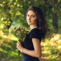 Светла и прекрасна :: Алеся Пушнякова