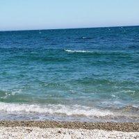Набегающая волна. Гурзуф, май, 2016 г. :: Ольга Иргит