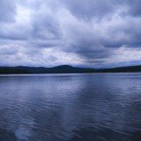 Вечером на озере. :: Татьяна ❧