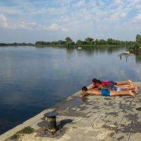 Чтобы лето не кончалось :: Сергей Рубан