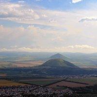 Вид с горы Машук. :: Оксана Н