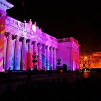 фестиваль света на Думской площади :: Александр Корчемный