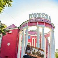 Кино вернулось в Хакасию :: юрий Амосов