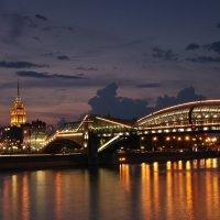 Мост Богдана Хмельницкого :: Константин Железнов