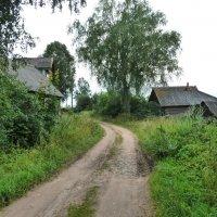 деревня :: Надя Попова
