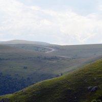 Дорога на Джилы Су :: Роман Небоян