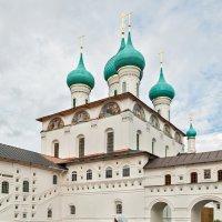 Монастырские дела. :: Ирина Токарева