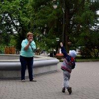 В парке :: Юлия Дзязина