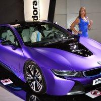 BMW i8 на стенде фирмы Pandora :: Борис Русаков