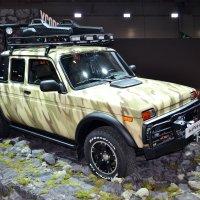 Новая LADA Pickup 4x4 :: Борис Русаков