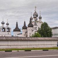 Ростов Великий. Кремль. :: Ирина Токарева