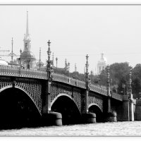 Троицкий мост.. :: tipchik