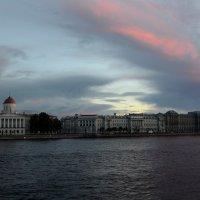 Сегодняшний закат :: Наталья Левина
