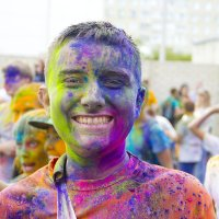 Фестиваль красок :: Сергей