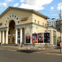 Кинотеатр Победа :: Александр Качалин