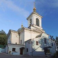 Москва. Церковь Николая Чудотворца в Котельниках :: Александр Качалин