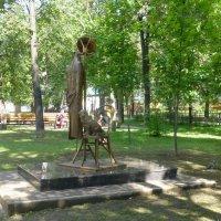 Посвящение В. П.  Аксенову... :: Наиля