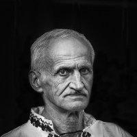 Portret BW. :: Павел Петрович Тодоров