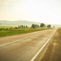 Дорога через Россию :: Natalia Petrenko