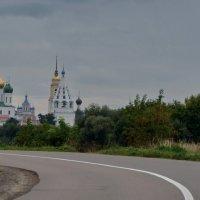 В Коломну :: Анастасия Смирнова