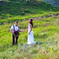 Свадебная прогулка :: Ксения