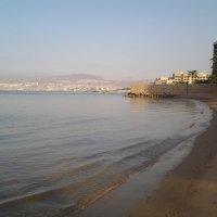 Вид Эйлата с Иорданского берега. :: Жанна Викторовна