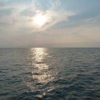Байкал и солнце :: Галина