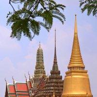 Очарование тайской архитектуры :: Евгений Печенин