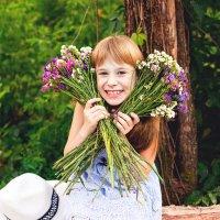 Summer flowers :: Анна Ильницкая