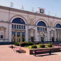 Витебский вокзал :: Элен Шендо