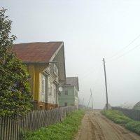 деревня в тумане :: Р о м a н