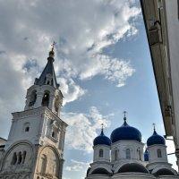 Свято-Боголюбский женский моностырь :: АЛЕКСАНДР СУВОРОВ