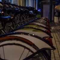 Ночная парковка :: Василий Либко
