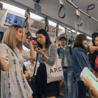 Таиланд. Бангкок. В метро :: Владимир Шибинский