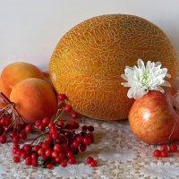 Вкусный сентябрь :: Татьяна Смоляниченко