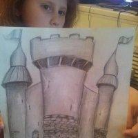 рисунок мой :: Мария Владимирова