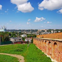Смоленская крепостная стена. :: Ирина Нафаня