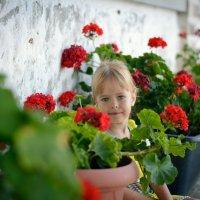 Дети-цветы жизни :: Виктория Доманская