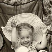 О, шляпка - это весело! :: Ирина Данилова