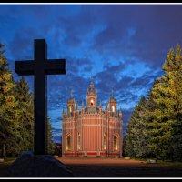 Чесменская церковь :: Tajmer Aleksandr