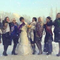 Русская свадьба :: Юлиана Филипцева