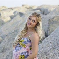 Моя дочь. Скоро буду бабушкой!))) :: Olga Kudryashova