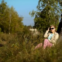 Ещё не осень, но уже не лето... :: Аннета /Анна/ Шу