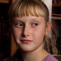 Портрет дочери :: Алексей Корнеев