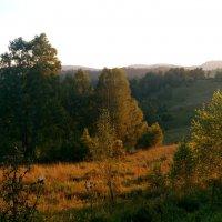 На закате :: Елена Бушуева