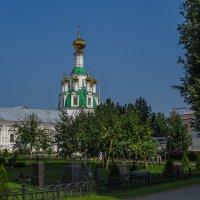 Спасская церковь :: Сергей Цветков
