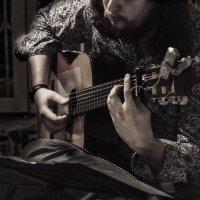 Соло на гитаре :: Сергей Шруба