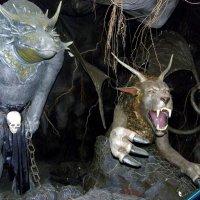 Горын и Скипер зверь. :: Елена